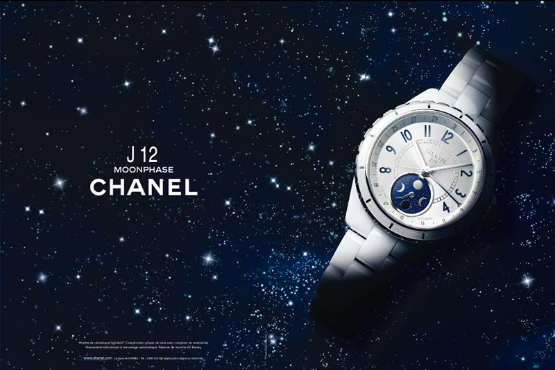 moonphase watch chanel CHANEL sinspire de lespace